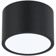 Immax NEO RONDATE Smarte Deckenleuchte 15cm 12W schwarz ZigBee 3.0 - LED Licht