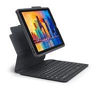 """ZAGG Pro Keys Tastatur für Apple iPad 10,2""""- schwarz - tschechisch - Tastatur"""