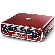 ION Mustang LP Rot - Plattenspieler