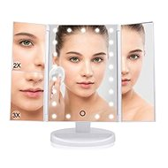 IQ-TECH iMirror 3D Magnify, Weiß - Kosmetikspiegel
