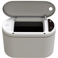 iQtech Whaota 2 l, kontaktloser Kosmetikkorb, weiß - Abfallbehälter mit Sensor