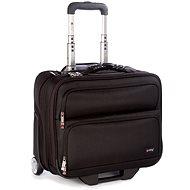 """i-Stay 15,6 """" Laptop & 12 """" Tablet Trolley Case - Schwarz - Laptop-Tasche"""