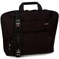 """Notebooktasche i-stay Schwarz 15,6"""" mit Tabletfach bis 12"""" - Laptop-Tasche"""
