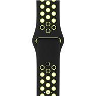 Apple Sport Nike 38mm - Schwarz/Volt - Armband