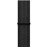 Apple Sport Nike 38 mm Schwarz / Platin - Armband