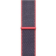 Apple 38mm Sport Schleife Elektrik-Rosa - Armband