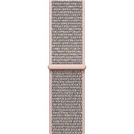 Sportarmband für Apple Watch 42 mm sandy pink - Armband