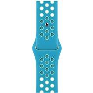 Apple Watch 40mm chlorblau / grün Nike Sportarmband - Standard - Armband