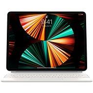 "Apple Magic Keyboard iPad Pro 12,9"" 2021 weiß - International English - Tastatur"