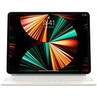 "Apple Magic Keyboard iPad Pro 12,9"" 2021 weiß - US English - Tastatur"