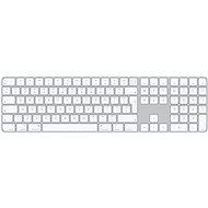 Apple Magic Keyboard mit Touch ID und numerischem Tastenfeld - EN Int. - Tastatur