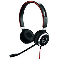 Jabra Evolve 40 Duo - Kopfhörer mit Mikrofon