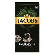 Jacobs Espresso Ristretto 10 Stück - Kaffeekapseln