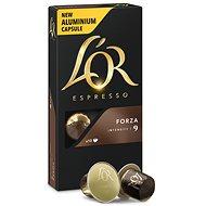 Jacobs L'OR Forza 10 Stück - Kaffeekapseln