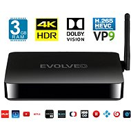 EVOLVEO Android Box H8 - Multimedia Center