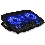 CONNECT IT CCP-2200-BK, schwarz - Kühlunterlage