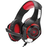 CONNECT IT CHP-4510-RD Gaming Headset BIOHAZARD rot - Gaming Kopfhörer