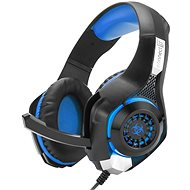 CONNECT IT CHP-4510-BL Gaming Headset BIOHAZARD blau - Gaming Kopfhörer