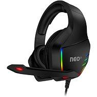 CONNECT IT NEO+ Headset - schwarz - Gaming Kopfhörer