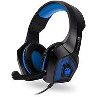 Schließen Sie es an CHP-5500-BL BATTLE RNBW - Gaming Kopfhörer