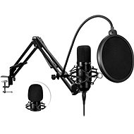 CONNECT IT ProMic CMI-9010-BK, schwarz - Mikrofon