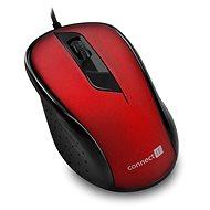 CONNECT IT optische USB-Maus Red - Maus