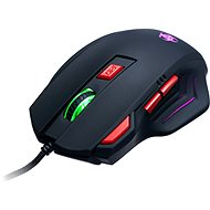 CONNECT IT Biohazard Mouse Black - Gaming-Maus
