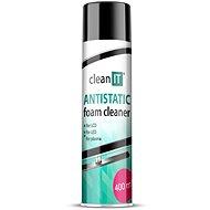 Reinigungsmittel CLEAN IT Antistatischer Schaum zur Reinigung von Bildschirmen, 400 ml