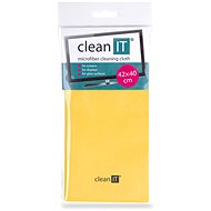 CLEAN IT CL-702 Gelb - Reinigungstuch
