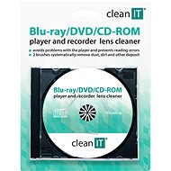 CLEAN IT Bürsten - Reinigungs-CD / DVD - Reinigungsmittel