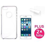 CONNECT IT S-Cover iPhone 6 PLUS/6s PLUS Transparent - Schutzhülle