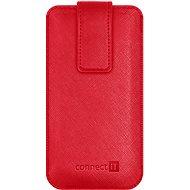 CONNECT IT U-COVER vel. S, červené - Handyhülle