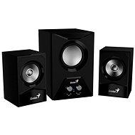Genius SW-2.1 385 schwarz - Lautsprecher