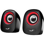 Genius SP-Q160 Red - Lautsprecher