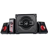 Genius GX Gaming SW-G2.1 1250 Ver. II schwarz - Lautsprecher