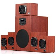 GENIUS Home Theater SW-HF 5.1 4600 - Lautsprecher