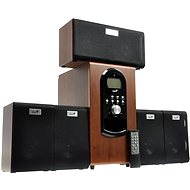Genius Home Theater SW-HF 5.1 6000 - Lautsprecher