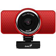 GENIUS ECam 8000 rot - Webcam