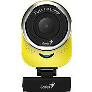 GENIUS QCam 6000 gelb - Webcam