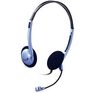 Genius HS-02B - Kopfhörer mit Mikrofon