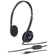 Genius HS-200C Single Jack - Kopfhörer mit Mikrofon