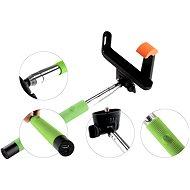 Gogen BT Selfie 2 teleskopisch grün - Selfie-Stick