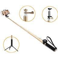 Gogen BT Selfie 4 Teleskop Gold - Selfie-Stick