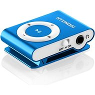 MP3 Player Hyundai MP 213 BU - blau - MP3 přehrávač