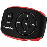 MP3 Player Hyundai MP 312 8GB schwarz-rot - MP3 přehrávač