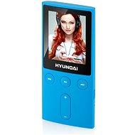Hyundai MPC 501 FM 4GB blau - MP4 Player