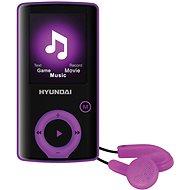 MP4 Player Hyundai MPC 883 FM 16GB lila - MP4 Player
