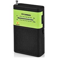 Hyundai PPR 310 BG - grün - Radio