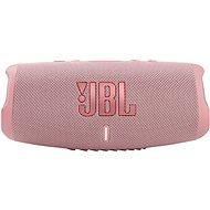 JBL Charge 5 Rosa - Bluetooth-Lautsprecher