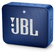 JBL GO 2 blau - Bluetooth-Lautsprecher